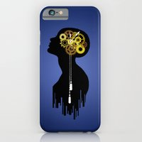 iPhone & iPod Case featuring Turning by Rebecca Loomis