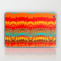 Groovy Red Laptop & iPad Skin