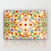 Pastel Carousel II Laptop & iPad Skin