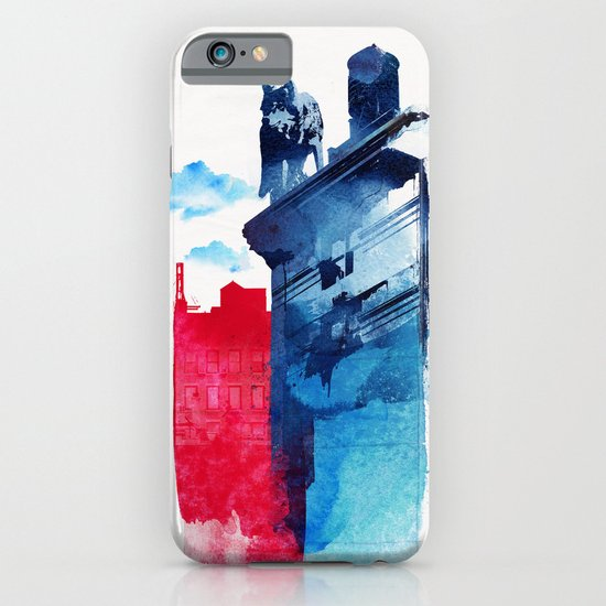 This is my town iPhone & iPod Case