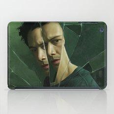 Down the rabbit hole iPad Case