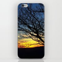Shenandoah Sunset iPhone & iPod Skin