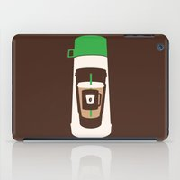 The Coffee Stacker iPad Case