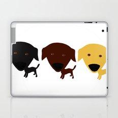 Labrador Retriever dog Laptop & iPad Skin
