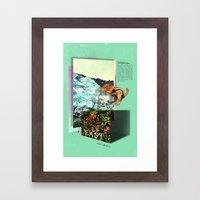 Alpine Tundra Framed Art Print