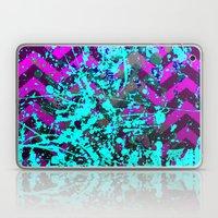 Color Spatter Set 2 Laptop & iPad Skin