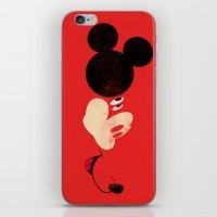Deconstructing Mickey iPhone & iPod Skin