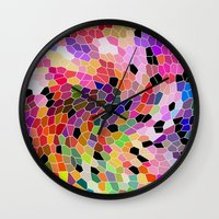 PATTERNJOY Wall Clock