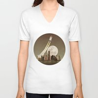 Rocket City Unisex V-Neck