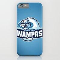 Planet Hoth Wampas - Blue iPhone 6 Slim Case