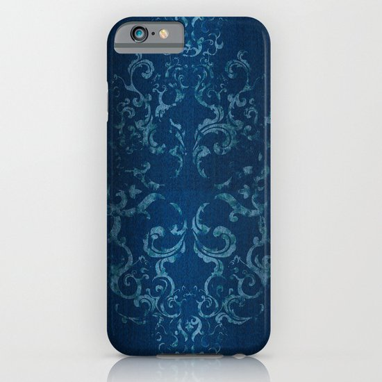 Squirrely Chambray iPhone & iPod Case