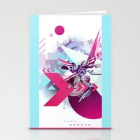 ice14 Stationery Cards