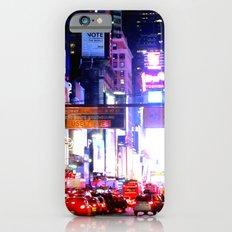 colors on pavement iPhone 6 Slim Case