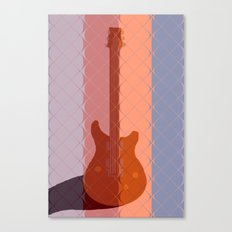 It's Electric Subdued Canvas Print