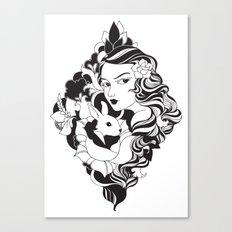 All Mine Canvas Print