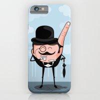 Sir Pinky iPhone 6 Slim Case