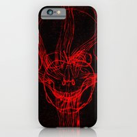iPhone & iPod Case featuring Apple Tree Death by Justin Perkins