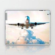 The Miracle of Flight Laptop & iPad Skin