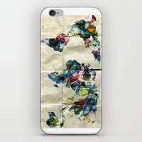 Colorful World iPhone & iPod Skin