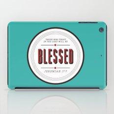 Blessed iPad Case