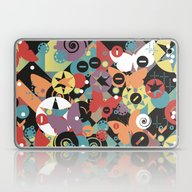 Laptop & iPad Skin featuring Maximum Joy by Heinz Aimer