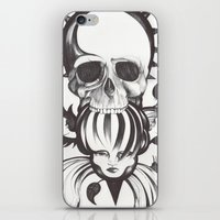 El Mordisco De La Calave… iPhone & iPod Skin