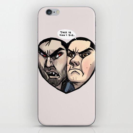 Sterek iPhone & iPod Skin