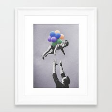 UNTITLED Framed Art Print