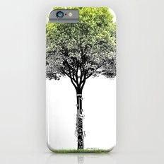 Rooted Sound V (clarinet) iPhone 6 Slim Case