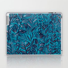 Blue Monday Laptop & iPad Skin