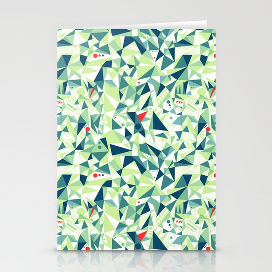 Moment Pattern Stationery Card