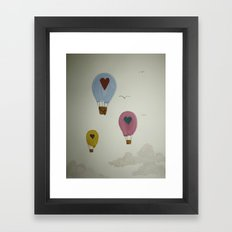 zephyr  Framed Art Print
