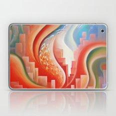 Hibiscus City Laptop & iPad Skin