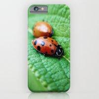 snuggle iPhone 6 Slim Case