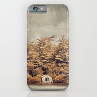 iPhone & iPod Case featuring Home is where the Heart is by Rachel Burbee