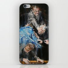 Demons iPhone & iPod Skin