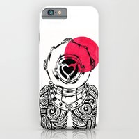 iPhone & iPod Case featuring Yakuza Diver from Japan by Paul Trujillo