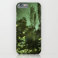 iPhone & iPod Case featuring 5 Elements by Marga Parés