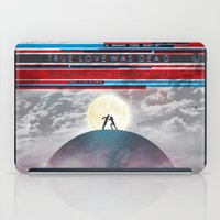 Time Has Told Me iPad Case