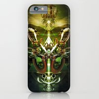 iPhone & iPod Case featuring Herald of Dawn by Andre Villanueva