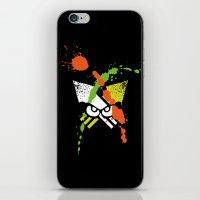 Splatoon - Turf Wars 1 iPhone & iPod Skin