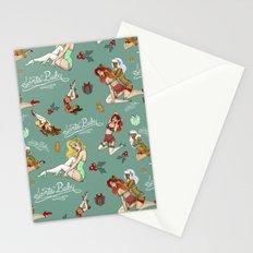 Santa Baby  Stationery Cards
