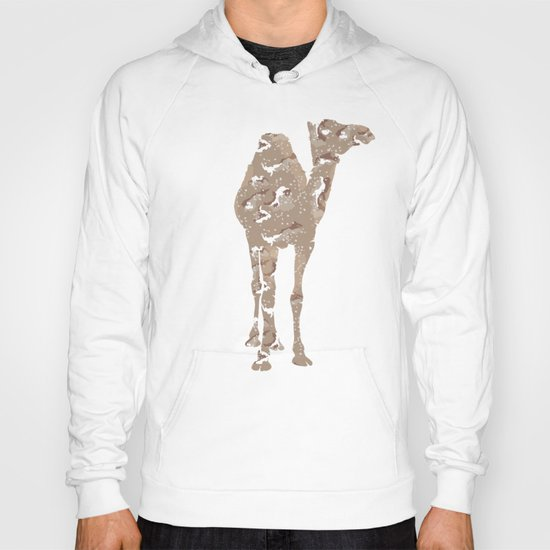 Camelflage Hoody