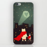 The City Needs Love iPhone & iPod Skin