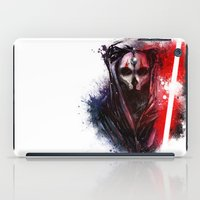 Darth Nihilus iPad Case