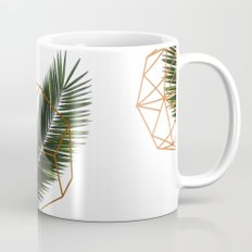 Palm + Geometry V2 #society6 #decor #buyart Mug