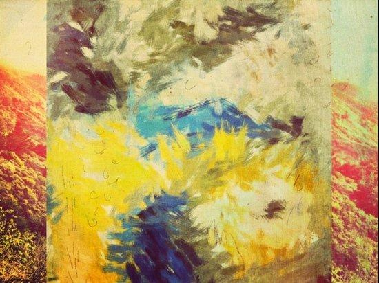 Waterfall (ANALOG Zine) Canvas Print