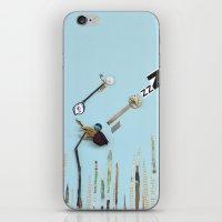 The  Rose Sleeping iPhone & iPod Skin
