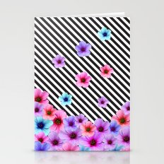 Floral Symphony Stationery Cards