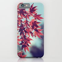 Fall into Autumn iPhone 6 Slim Case